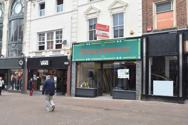 Shop Commercial for rent in 77 Old Christchurch Road, Bournemouth, Dorset BH1 1EW