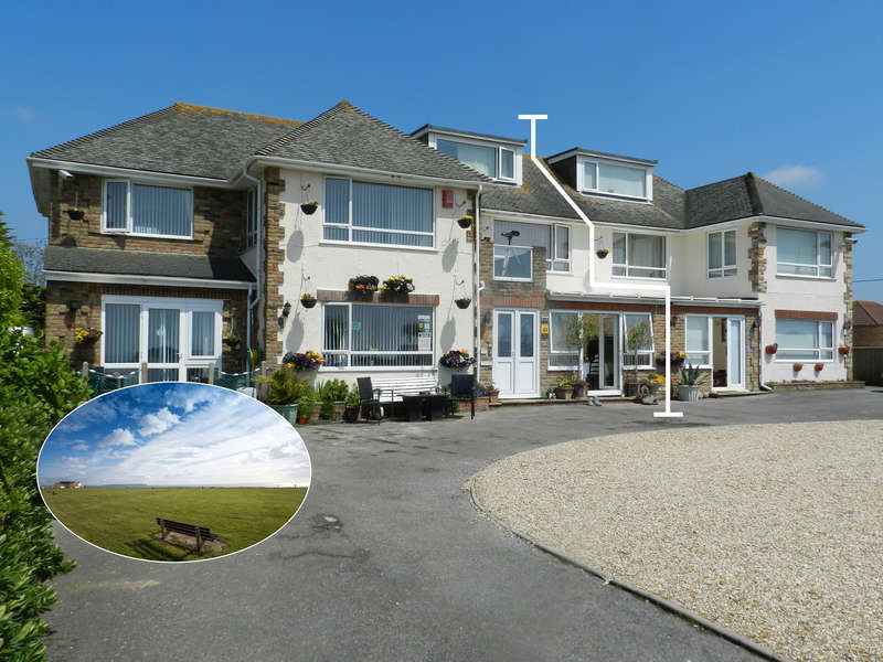 Guest House Commercial for sale in BARTON ON SEA, Hampshire