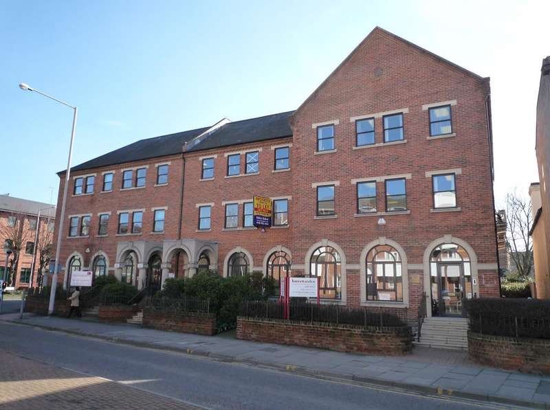 Office Commercial for rent in 56 QUEENS ROAD (GROUND FLOOR), READING RG1 4AZ, Reading