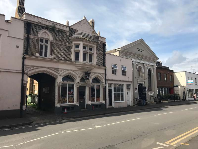 Shop Commercial for sale in 69 VICTORIA STREET,WINDSOR,SL4 1EH, Windsor