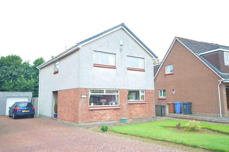 4 Bedrooms Detached House for sale in Duddingston Drive, Kirkcaldy, KY2