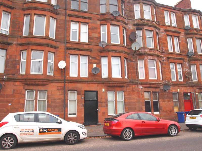 1 Bedroom Flat for sale in Paisley Road, Renfrew