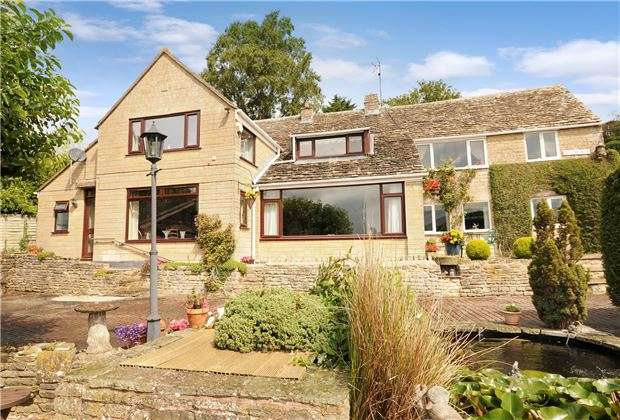 3 Bedrooms Detached House for sale in Bushcombe Lane, Woodmancote, CHELTENHAM, Gloucestershire, GL52 9QL