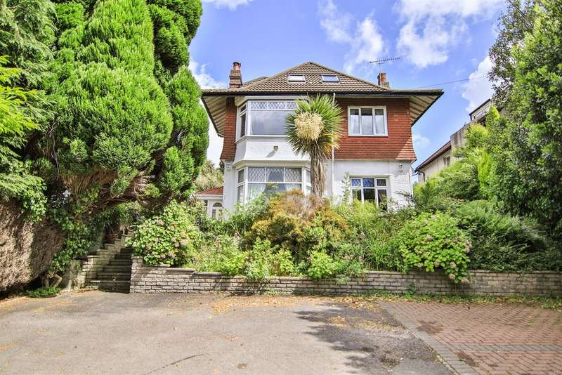 5 Bedrooms Detached House for sale in Gower Road, Sketty, Swansea
