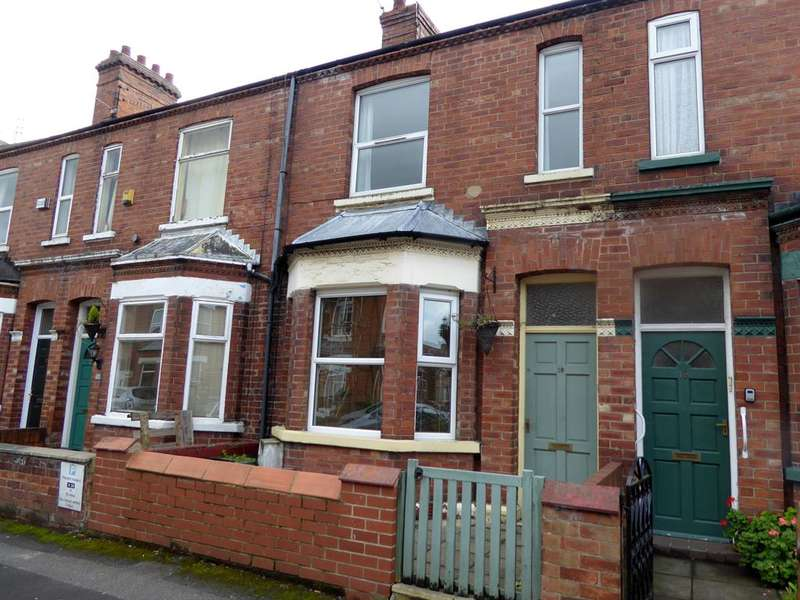 2 Bedrooms Terraced House for sale in White Cross Road, Haxby Road, York, YO31 8JR