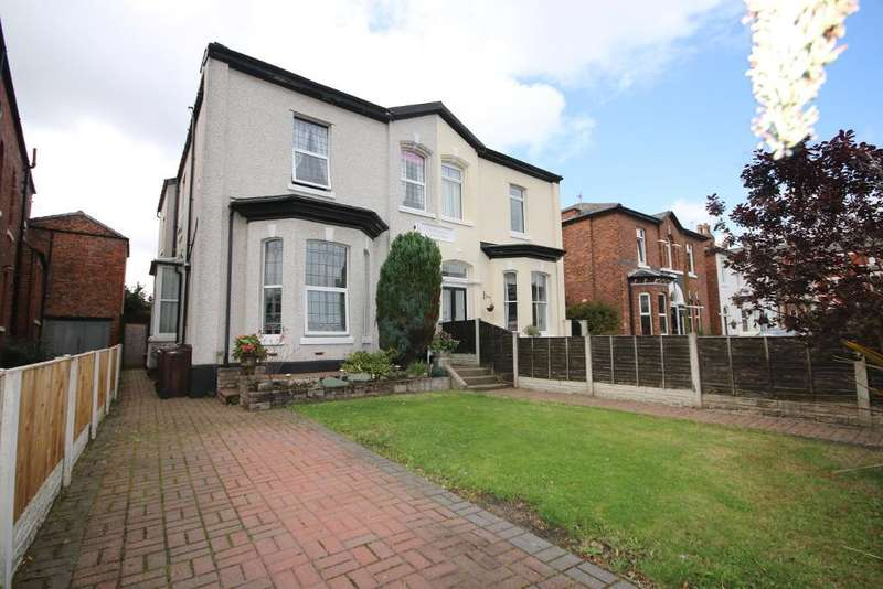 5 Bedrooms Semi Detached House for sale in Belmont Street, Southport, PR8 1NE