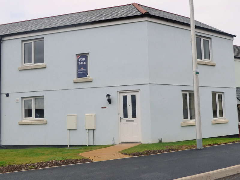 4 Bedrooms Semi Detached House for sale in Batheway Fields, North Tawton