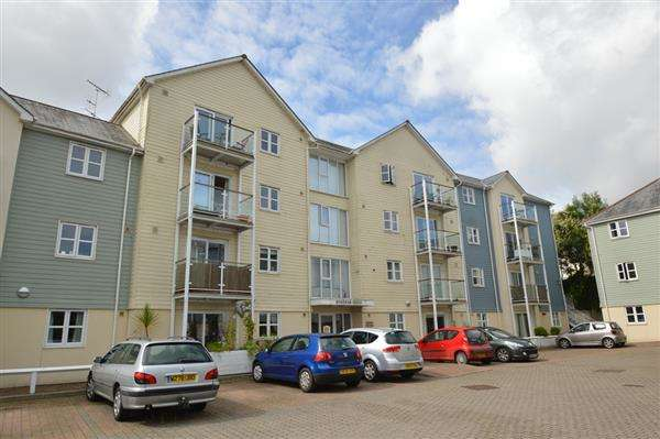 1 Bedroom Apartment Flat for sale in PENRYN