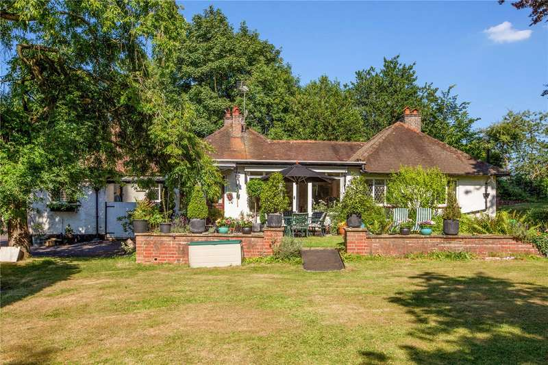 5 Bedrooms Detached Bungalow for sale in The Avenue, Chobham, Woking, Surrey, GU24