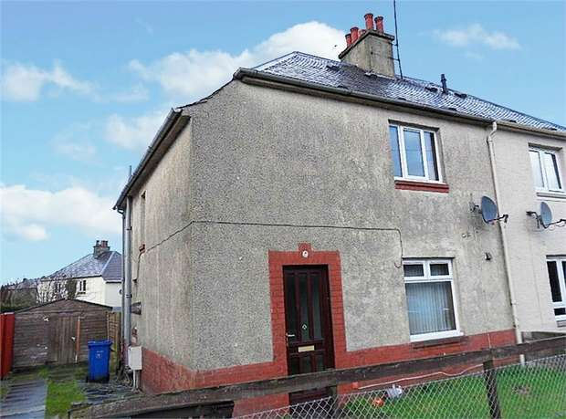3 Bedrooms Semi Detached House for sale in Linksfield, Tayport, Fife