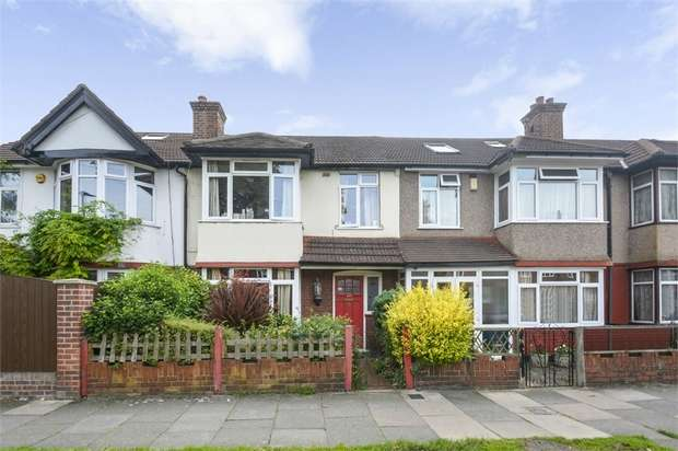 3 Bedrooms Terraced House for sale in Clayponds Avenue, Brentford, Greater London