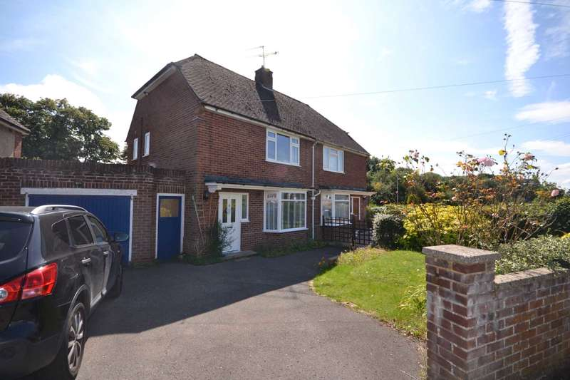 2 Bedrooms Semi Detached House for sale in Knights Way, Emmer Green
