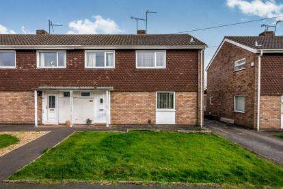 3 Bedrooms Semi Detached House for sale in Taplin Close, Stafford, Staffordshire