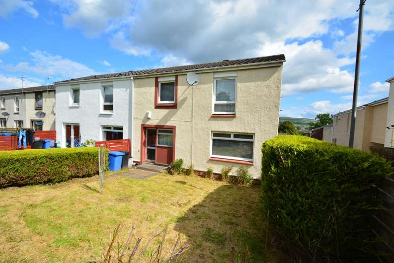 2 Bedrooms End Of Terrace House for sale in Portessie, Erskine, PA8