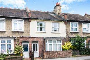 3 Bedrooms Terraced House for sale in Tunstall Road, Croydon, Surrey