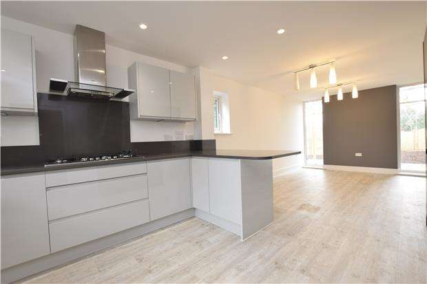 5 Bedrooms Semi Detached House for sale in High Street, Portishead, Bristol, BS20 6QL
