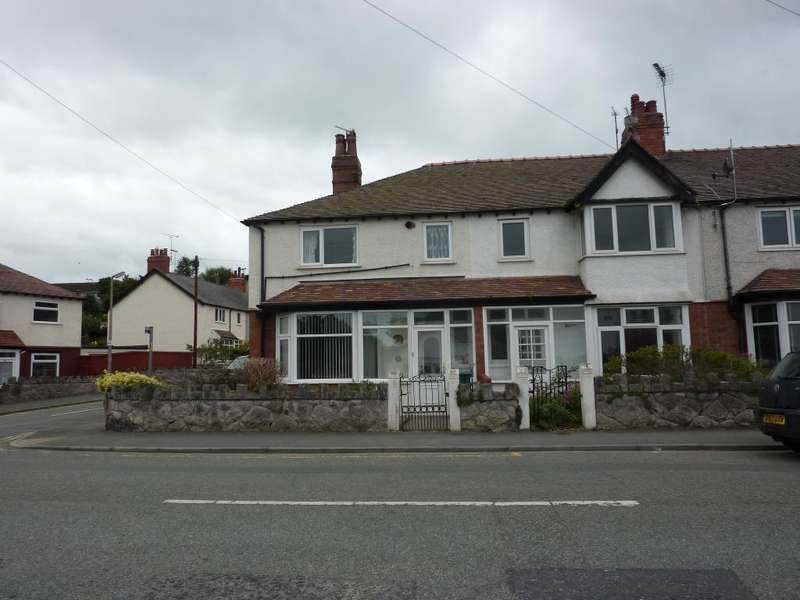 3 Bedrooms End Of Terrace House for sale in Llanelian Road, Old Colwyn, Conwy, LL29 9UA