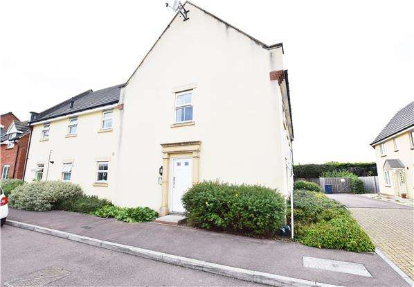 2 Bedrooms Flat for sale in Appleyard Close, Uckington, CHELTENHAM, Gloucestershire, GL51 9FF