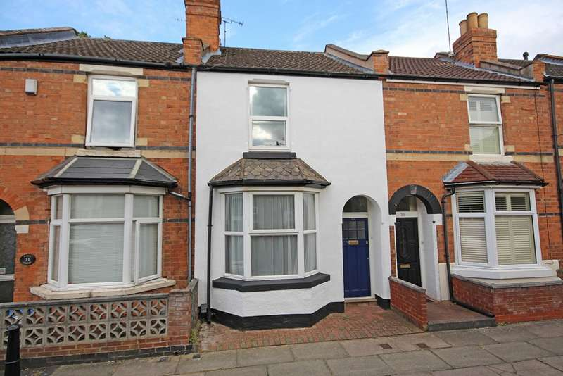 2 Bedrooms Terraced House for sale in Eagle Street, Leamington Spa