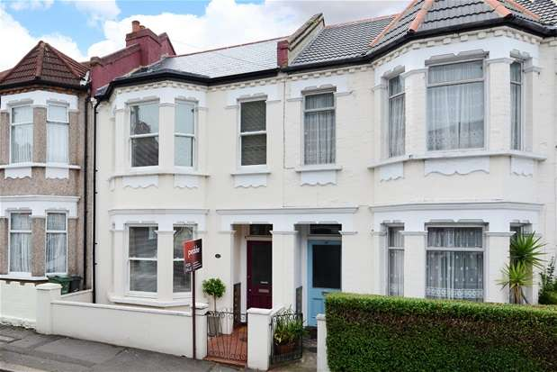 4 Bedrooms Terraced House for sale in Harpenden Road, West Norwood