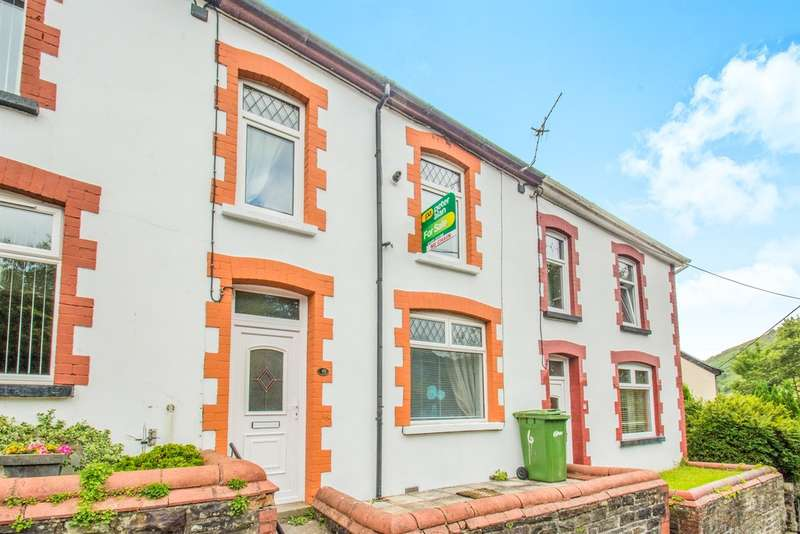 3 Bedrooms Terraced House for sale in Cefn Road, Deri, Bargoed