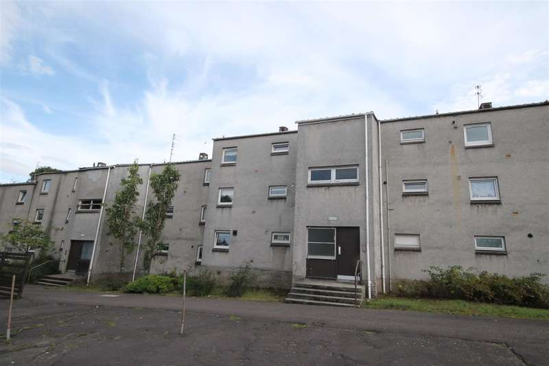 2 Bedrooms Flat for sale in Ash Road, Abronhill, Cumbernauld