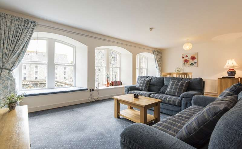 2 Bedrooms Apartment Flat for sale in St. Benedicts Abbey, Fort Augustus, Inverness, Highland, PH32 4BJ