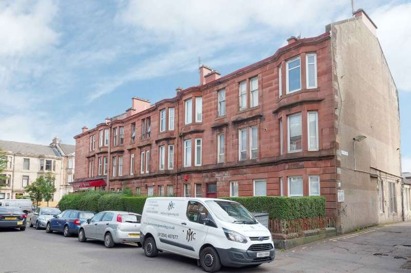 1 Bedroom Flat for sale in Percy Street, Glasgow, G51 1NZ