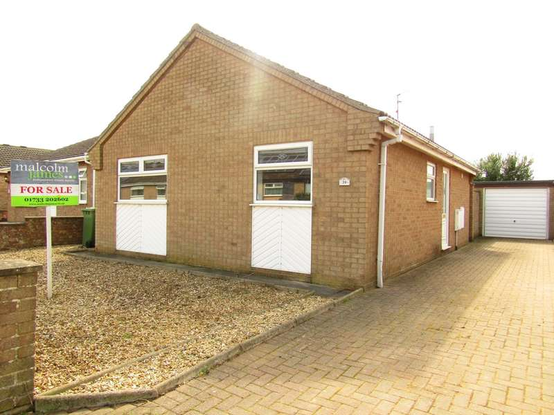 2 Bedrooms Bungalow for sale in Priors Road, Whittlesey, PE7