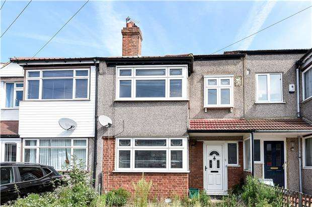 3 Bedrooms Terraced House for sale in Windermere Road, LONDON, SW16