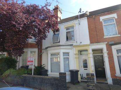 3 Bedrooms Terraced House for sale in Bostock Avenue, Northampton, Northamptonshire, Northants