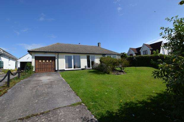 3 Bedrooms Detached Bungalow for sale in Spring Road, Wembury Point, Plymouth