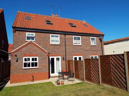 House for sale in Heacham, Kings Lynn, Norfolk