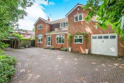 5 Bedrooms Detached House for sale in Norwich, Norfolk, Norwich