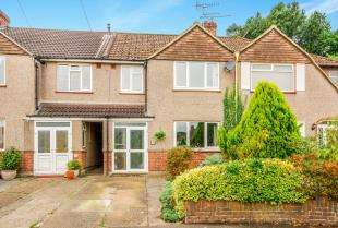 3 Bedrooms Terraced House for sale in Elmwood Road, Redhill, Surrey