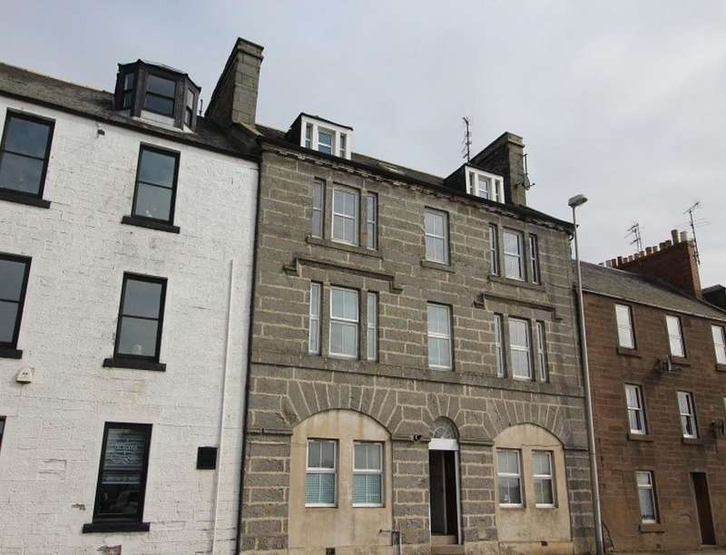 2 Bedrooms Flat for rent in Wharf Street, Montrose, DD10