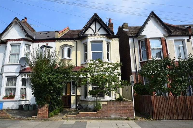 3 Bedrooms End Of Terrace House for sale in Seely Road, Tooting
