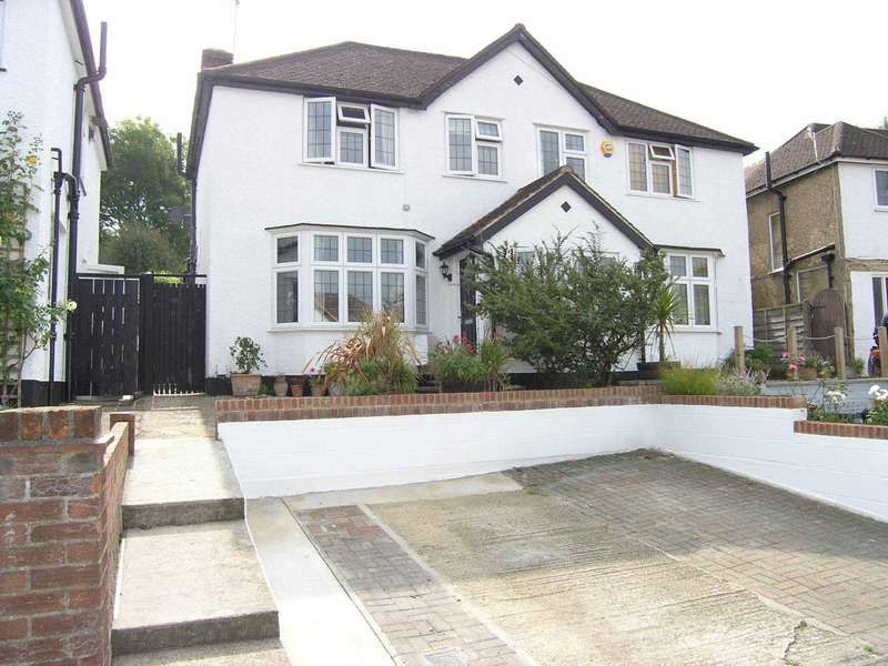 3 Bedrooms Semi Detached House for sale in Vivian Close, Oxhey Hall