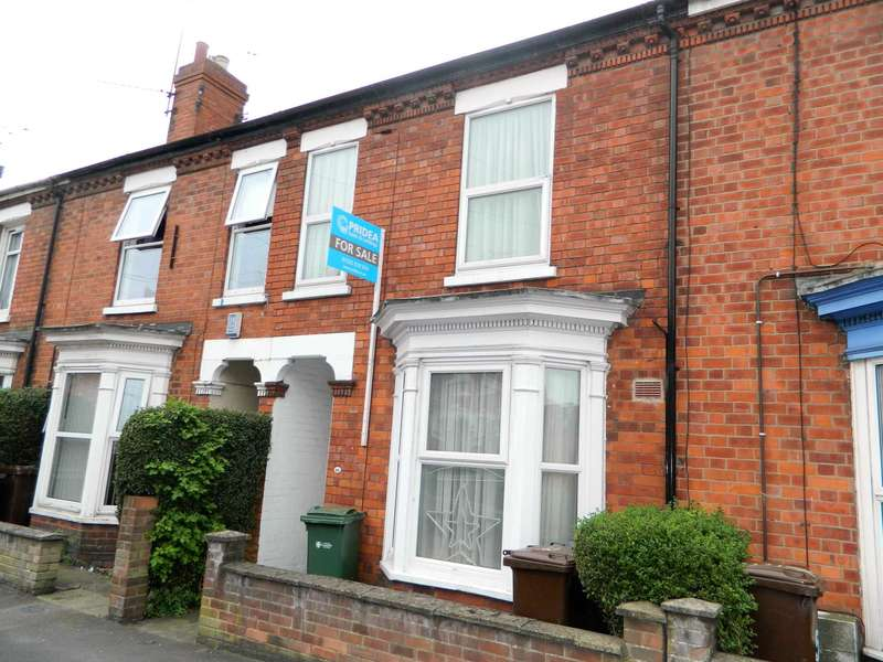 3 Bedrooms Terraced House for sale in 49 Vernon Street, Lincoln, LN5 7QU