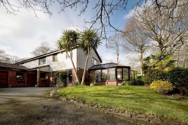 5 Bedrooms Detached House for sale in Wellington Plantation, Truro, Cornwall, TR3