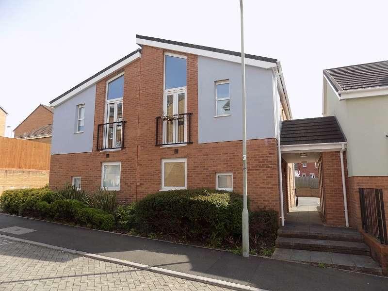 1 Bedroom Ground Maisonette Flat for sale in Mill Meadow, North Cornelly, Bridgend. CF33 4QB