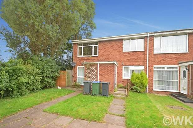 2 Bedrooms Maisonette Flat for sale in Overton Place, WEST BROMWICH, West Midlands