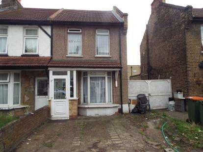 2 Bedrooms House for sale in East Ham, London