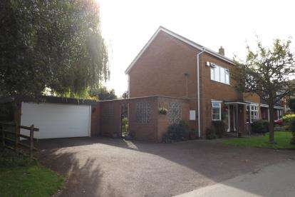 4 Bedrooms Detached House for sale in Farthing Lane, Curdworth, Sutton Coldfield, Warwickshire