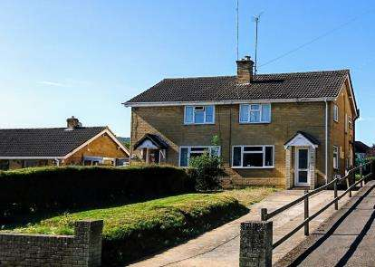 3 Bedrooms Semi Detached House for sale in Harveys Lane, Winchcombe, Cheltenham, Gloucestershire