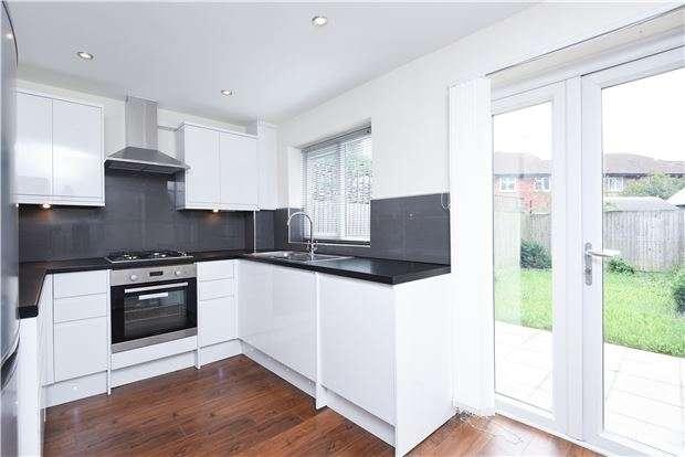 2 Bedrooms Property for sale in Varley Way, MITCHAM, Surrey, CR4 3WZ