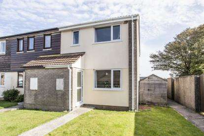 3 Bedrooms End Of Terrace House for sale in St. Erme, Truro, Cornwall