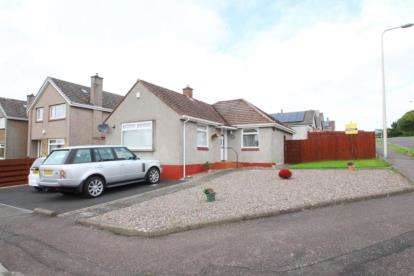 3 Bedrooms Bungalow for sale in Kilspindie Crescent, Kirkcaldy