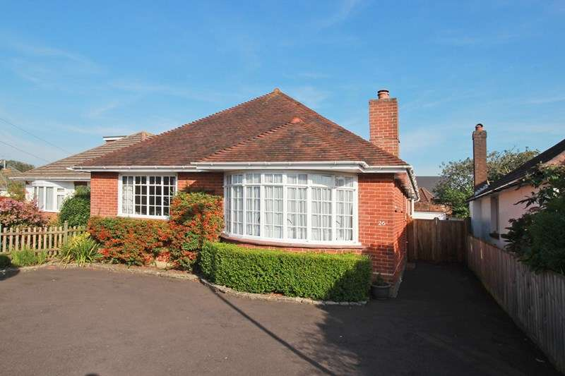 3 Bedrooms Detached Bungalow for sale in Wickfield Avenue, Christchurch