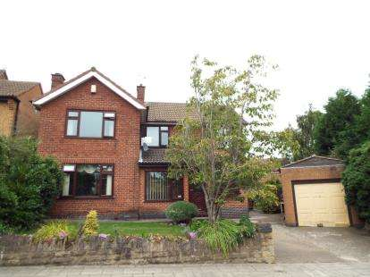 4 Bedrooms Detached House for sale in Thornton Avenue, Redhill, Nottingham